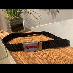 🚙3/$15 Spider-man belt